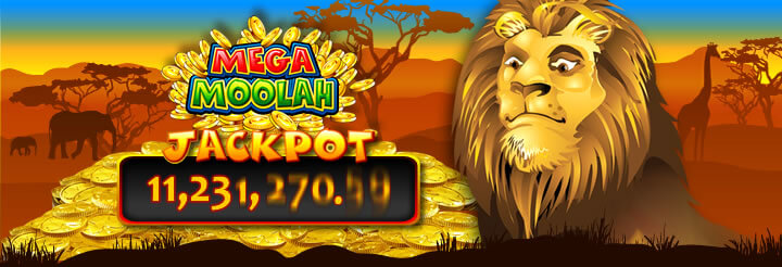 where to play mega moolah jackpot slot